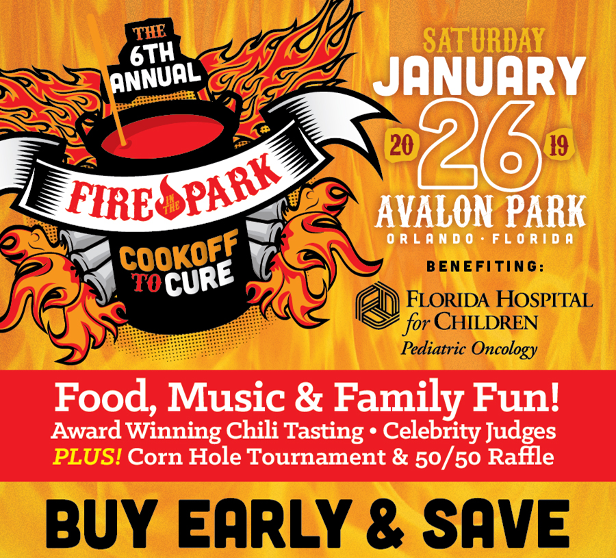 6th Annual FITP Chili Cook-Off Tickets